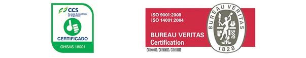 certificaciones PSI SAS